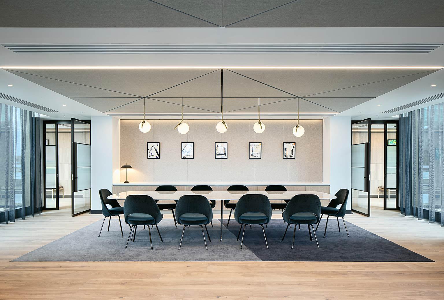 Ashurt designed by ID: SR Interiors